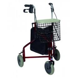 Rollator Delta 3 roues Pour une utilisation Quotidienne - 1515533