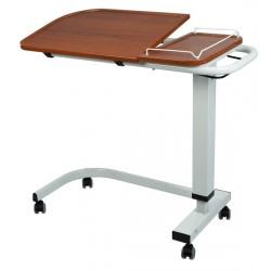 """Table de lit """"Kalisto"""" Plateau inclinable avec baguette  15 coloris de tube disponibles - Kalisto"""