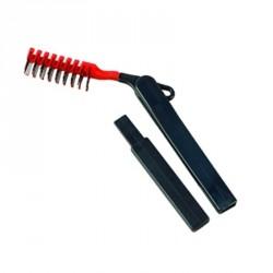 La brosse  à long manche- leger en plastique moulé - AA4712