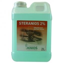 Désinfectant Materiel Médical  Steranios 2% Bidon de 2 L et 5 L - 382062