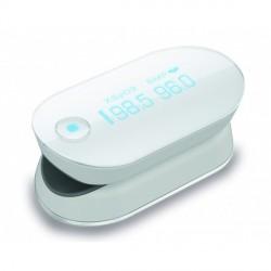 OXYMÈTRE DE POULS IHEALTH  PO3 Sans fils WIFI Bluetooth Enregistre la SpO2-IHE006
