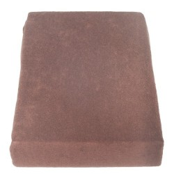 HOUSSE ÉPONGE LUXE 65 cm, Chocolat Recouvre et protège vos tables-2023