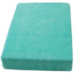 HOUSSE ÉPONGE LUXE 65 cm, Verte Recouvre et protège vos tables-2025