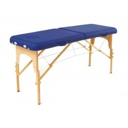 TABLE DE MASSAGE PLIANTE BASIC+Sac transport Max110Kg-5322