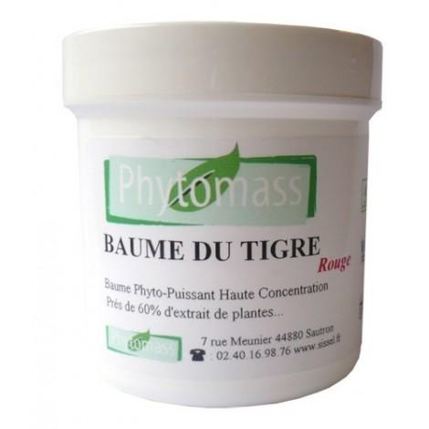 BAUME DU TIGRE ROUGE 125 ML Action phyto-apaisante Chaleur douce-1754