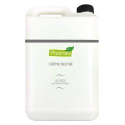 CRÈME DE MASSAGE NEUTRE PHYTOMASS 5L Crème de qualité supérieure-1751/5