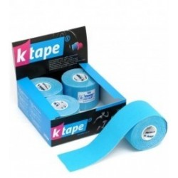 KTAPE® BLEU 5MX50MM RÉSISTANT À L'EAU circulation sanguine lymphatique Le rouleau-2801