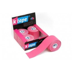 KTAPE® ROSE 5MX50MM RÉSISTANT À L'EAU circulation sanguine lymphatique Le rouleau-2802