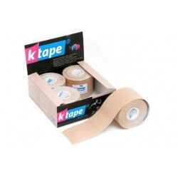KTAPE® BEIGE 5MX50MM RÉSISTANT À L'EAU circulation sanguine lymphatique Le rouleau-2800
