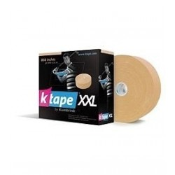 KTAPE® BEIGE 22MX50MM RÉSISTANT À L'EAU circulation sanguine lymphatique-2805