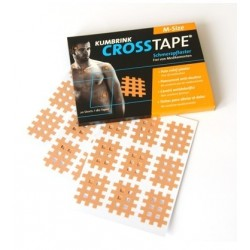 CROSS TAPE® 20 feuilles x9 TailleM CONTRE Pb MUSCULAIRES CIRCULATOIRES-2830