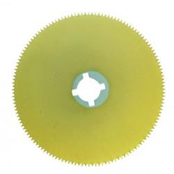 Lame Titanium pour scie à plâtre en résine diamètres 50 mm - 65 mm  - 4730053