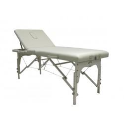 """Table de massage """"WOODPLUS"""" pliable à hauteur variable de 60 à 90 cm - WOODPLUS"""
