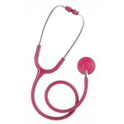 Stéthoscope PULSE Couleur rose bougainvillier Ergonomique et Fonctionnel - 507523