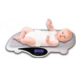 Pèse-bébé électronique Babycomed 650 x 360 x 90 mm Ecran LCD  650 X 40 mm - 4573055