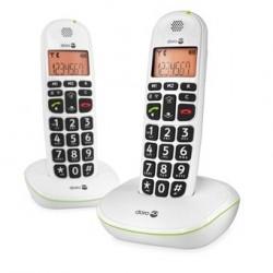 Doro PhoneEasy 100w Grand afficheur et caractères très lisibles - HDPHON12N