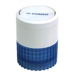 Broyeur de comprimés couleur blanc opaque et bleu - 1620050