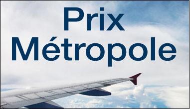 Prix métropole